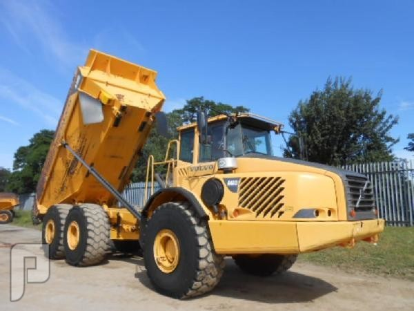 IT# 1236-2005 Volvo A40D 6x6 Articulated Dumptruckr