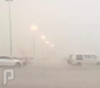 امطار مع برد على كورنيش أبحر في جدة كورنيش ابحر جو امس الثلاثاء