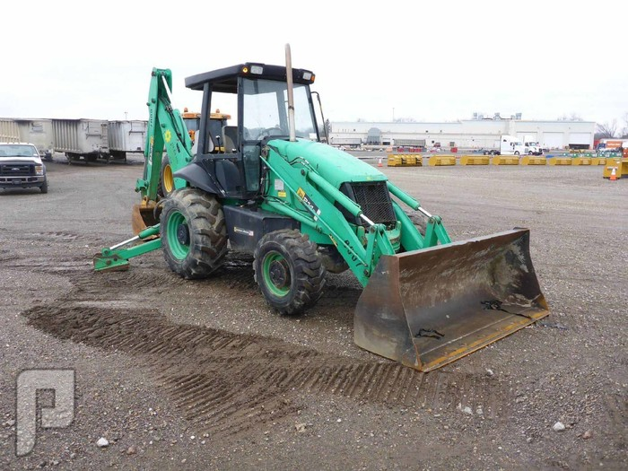 IT# 35-2006 JCB 214E 4x4 Loader Backhoe