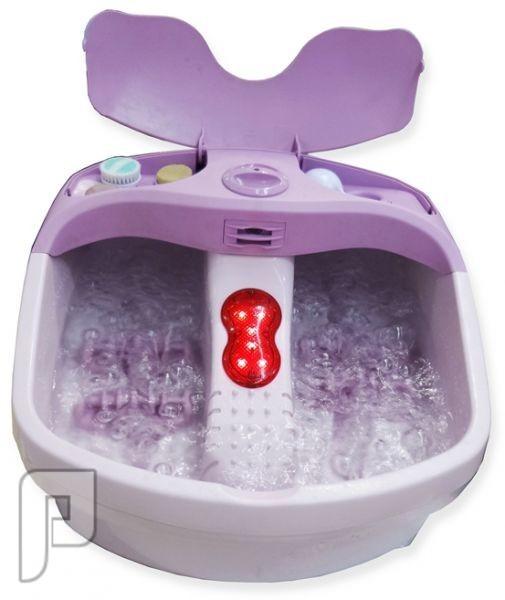 جهاز تدليك ومساج الأقدام بدوامات الماء جهاز تدليك ومساج الأقدام بدوامات الماء