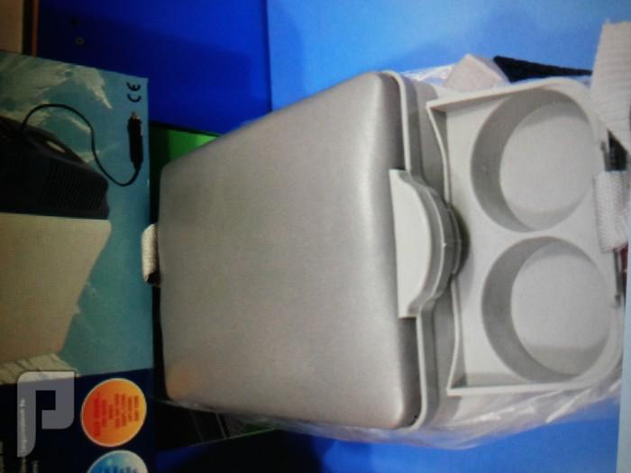 ثلاجة السيارة ابو تكاية 6 لتر يعمل من ولاعة السيارة عملي جدا وممتازة ثلاجة السيارة ابو تكاية 6 لتر يعمل من ولاعة السيارة عملي ب 265 ريال