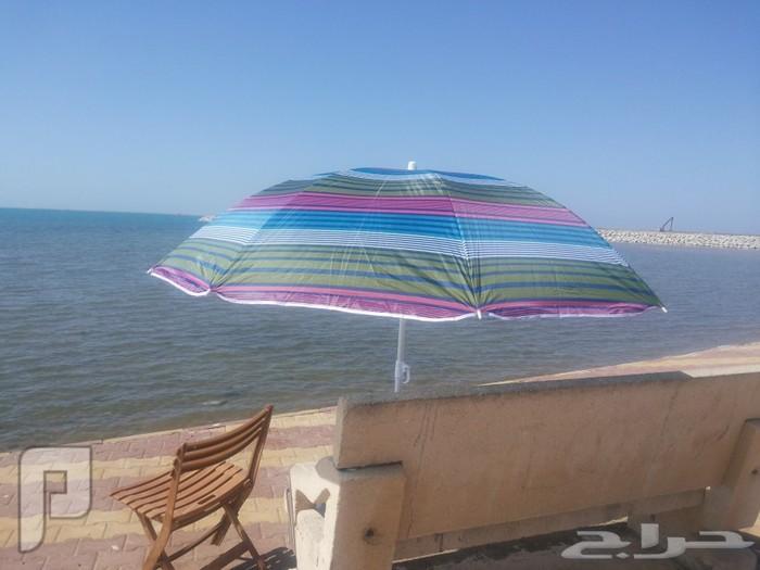 مظله للحدائق والبحر الوان جميله مظله للحدائق والبحر الوان جميله 50 ريال
