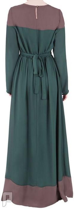 فساتين نسائية طويلة بأنواع مختلفة فستان نسائى طويل السعر 269 رقم (1)