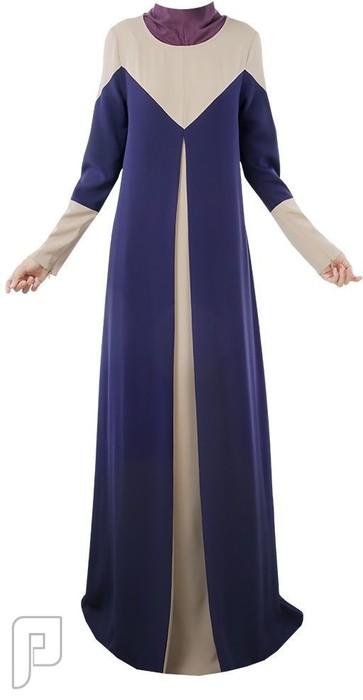 فساتين نسائية طويلة بأنواع مختلفة فستان نسائي على شكل قفطان السعر 349 رقم (3)