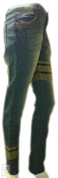 بناطيل جينز نسائية صناعة تركية وموديلات اخر صيحة بنطلون جينز نسائي متعدد الألوان صناعته تركي رقم (1) السعر 249