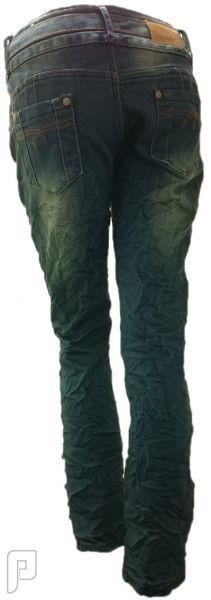 بناطيل جينز نسائية صناعة تركية وموديلات اخر صيحة بنطلون جينز نسائي صناعة تركي ماركة PAYVARJAM رقم (4) السعر 249