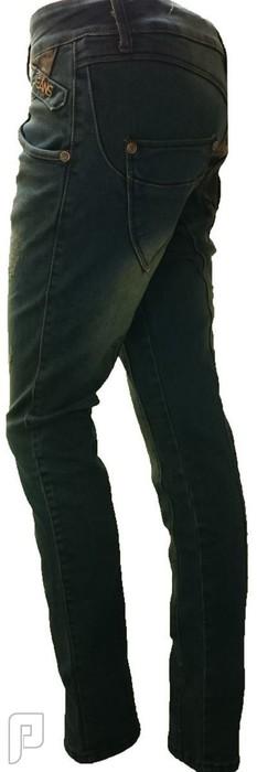بناطيل جينز نسائية صناعة تركية وموديلات اخر صيحة بنطلون جينز نسائي متعدد الألوان صناعة تركية ماركة PAYVARJAM رقم (5) السعر 249