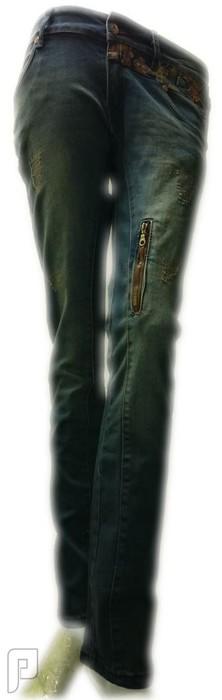 بناطيل جينز نسائية صناعة تركية وموديلات اخر صيحة بنطلون جينز نسائي ذات مقاس EU 33 صناعة تركي ماركة PAYVARJAM رقم (6) السعر 249