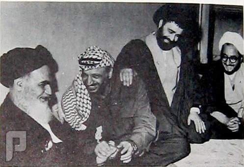 الخميني: قد نتنازل عن القدس ونسامح صدام وليس السعودية خدمات بمقابل منها انشقاق حماس للخميني