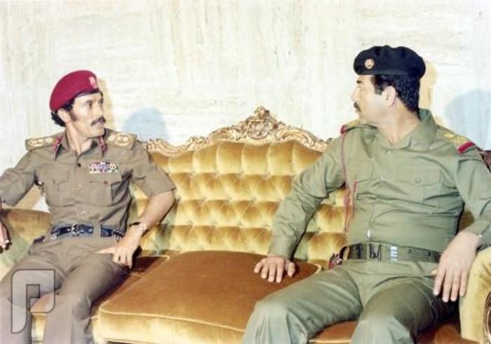 الخميني: قد نتنازل عن القدس ونسامح صدام وليس السعودية مقارنة بين صدام وصالح تابعها في الرد رقم 2