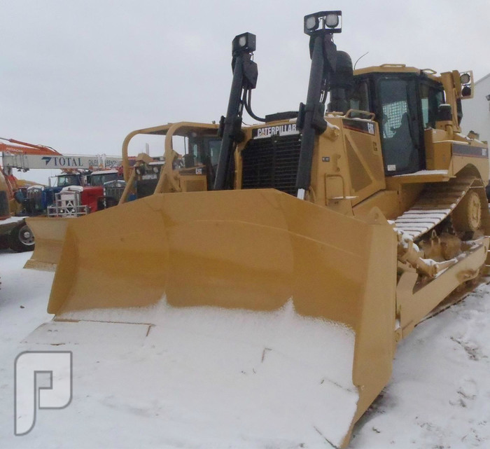 IT# 142-2007 CATERPILLAR D8T Crawler Tractor