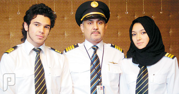 الخطوط التركية ترغب توظيف سعوديات «كابتـن» طيار