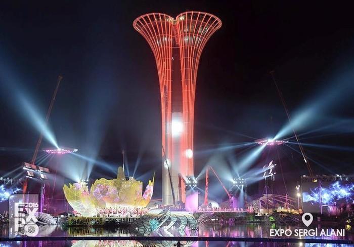 معرض اكسبو انطاليا 2016 Antalya Expo معرض اكسبو انطاليا 2016 Antalya Expo