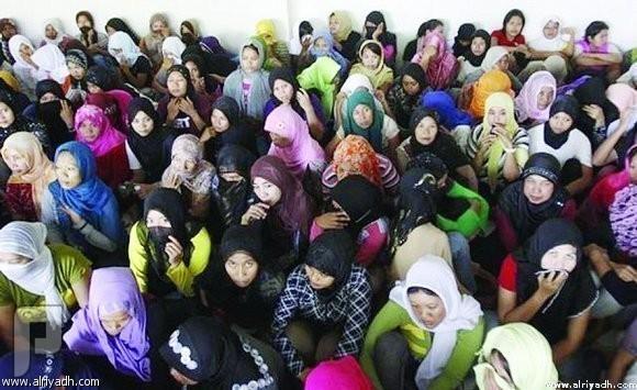 العقوبات تنتظر أصحاب الإعلانات الخاصة بالعمالة المنزلية