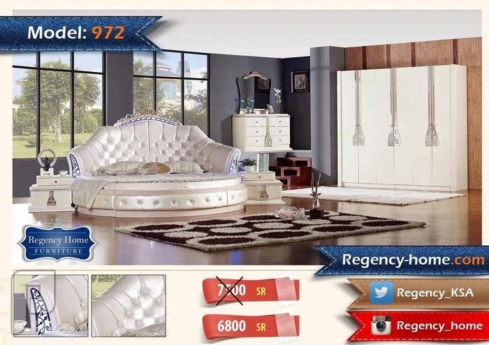 للبيع غرف نوم سرير دائري بأسعار مخفضة   سوق مستعمل   مستعمل