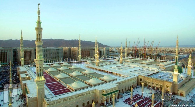 تحديد المواسم السياحية في مكة والمدينة