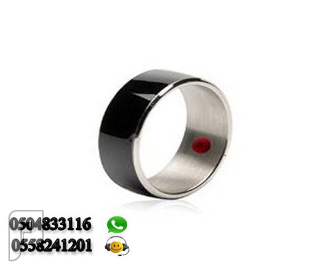 الخاتم الذكي للرجال والنساء يعمل مع جوالات الأندرويد فقط