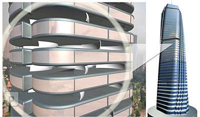 طاقة الرياح ذكاء الهندسه المعماريه