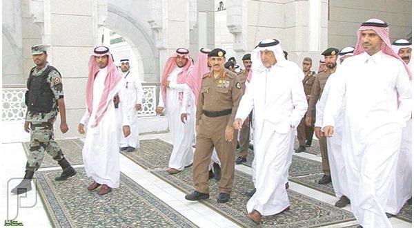 دفع عجلة التنمية بمنطقة مكة