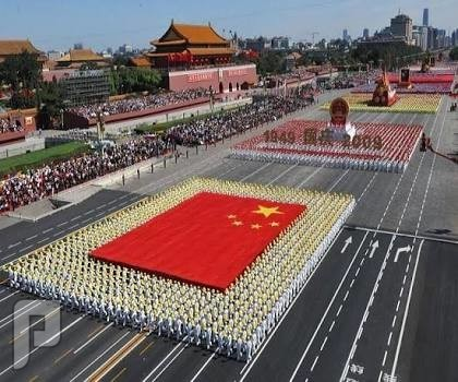 عدد افراد الجيش الصيني