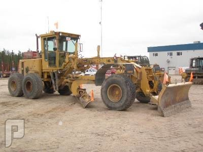 IT# 204-1974 CATERPILLAR 14G MOTOR GRADER