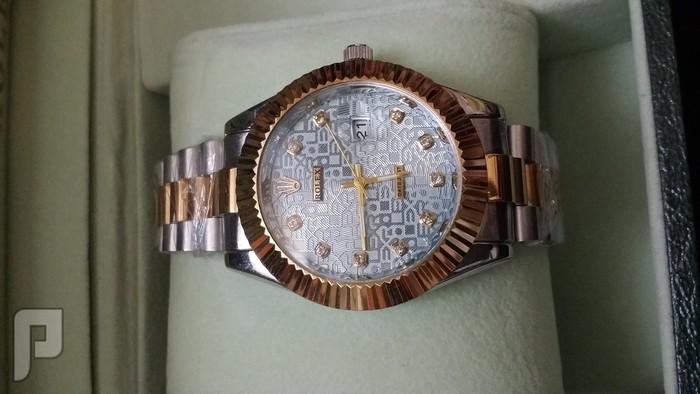 e344d5466 للبيع ساعات رولكس فاخرة تقليد درجة اولى ساعة رقم 1