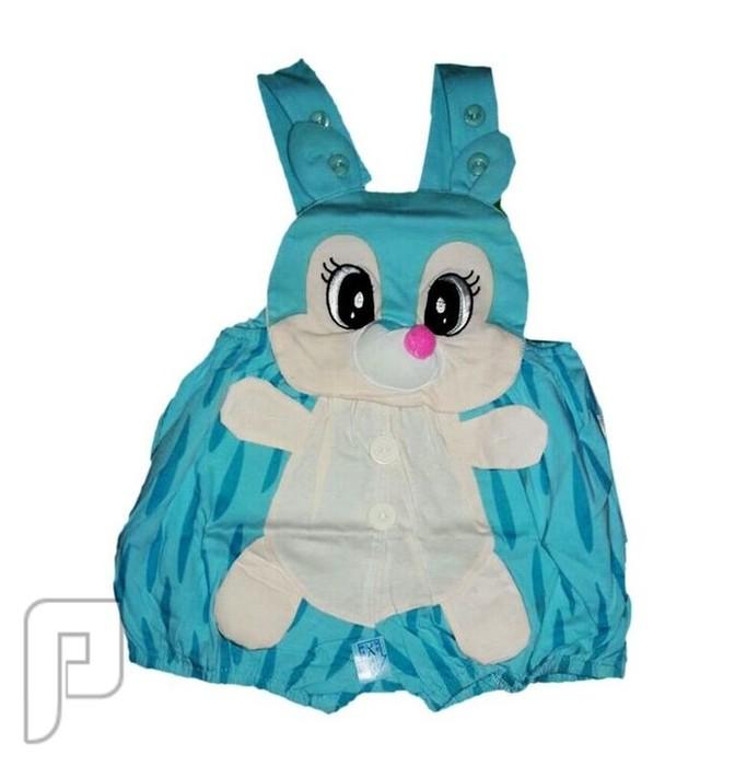 ملابس تنكرية بأشكال جميله محببه للأطفال من 3-6 شهور ملابس اطفال على شكل أرنوب السعر 60 ريال