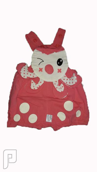 ملابس تنكرية بأشكال جميله محببه للأطفال من 3-6 شهور ملابس اطفال على شكل مهرج السعر 60 ريال