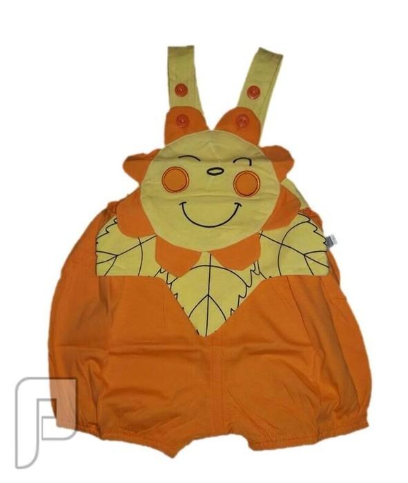 ملابس تنكرية بأشكال جميله محببه للأطفال من 3-6 شهور ملابس اطفال على شكل قرص الشمس السعر 60 ريال