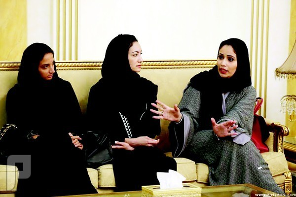 أول سعودية تدير محتوى قناة رياضية
