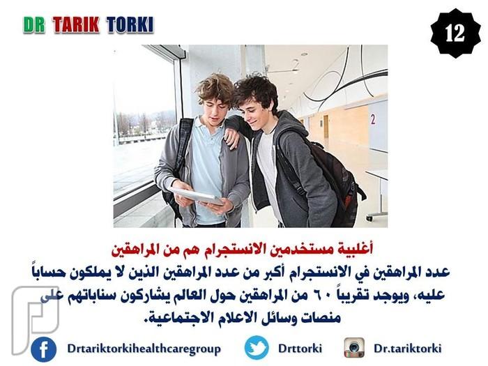 17 حقيقة مذهلة يجب أن تعرفها عن انستغرام   دكتور طارق تركى