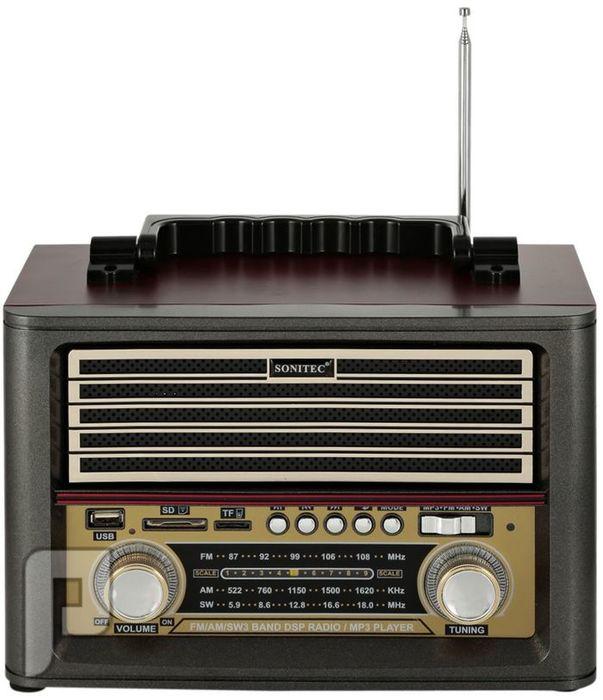 للبيع راديوهات تراثية ( صناعة حديثة متعددة المزايا )