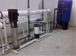 محطات تحلية مياه الآبار
