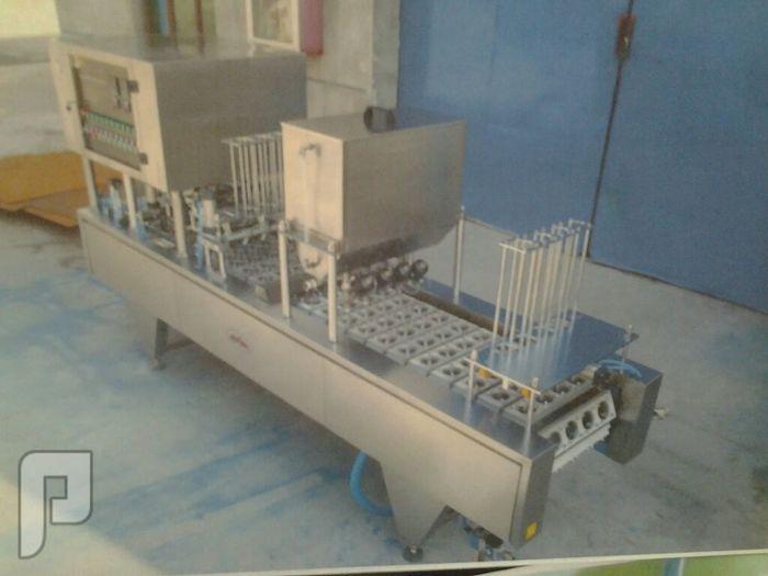 محطات تحلية مياه الآبار مكينة انتاج الكاسات
