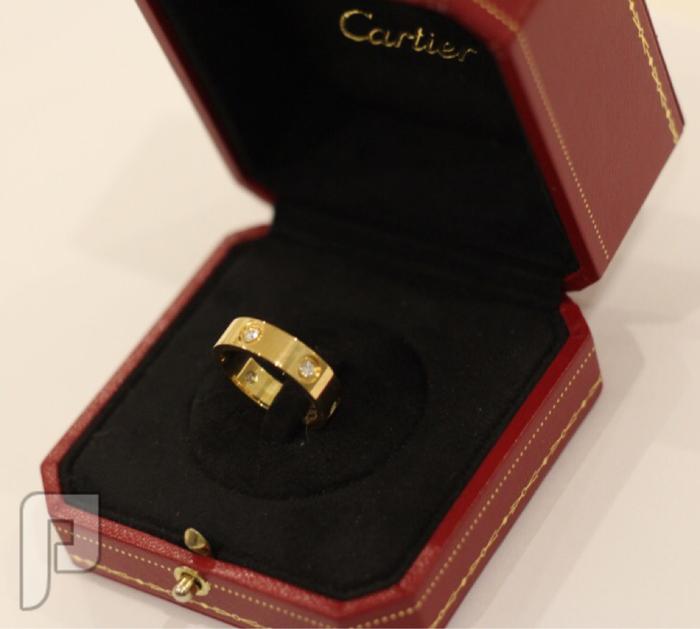 2f435cd685ad6 سعر خاتم كارتير