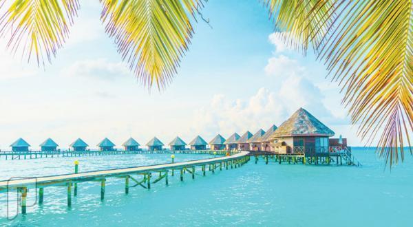 ملف كامل عن السياحة فى جزر المالديف ( جنة الله فى الارض )