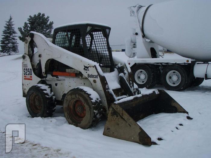 شيول بوبكات IT# 46-2004 Bobcat S250 Skid Steer Loader