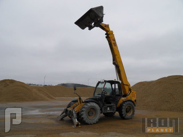 رافعة تلسكوبية IT# 560537-2009 JCB 550-140 Telehandler Telescopic Forklift