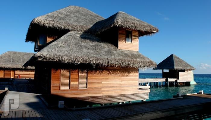منتجع هوفافن فوشي فى جزرالمالديف: حلم الطبيعة الساحرة !