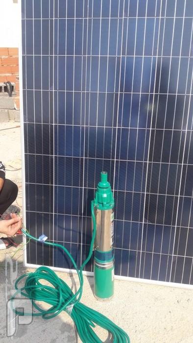 غطاسات يعمل على الطاقه الشمسيه من 50 الى 80 م غطاس 1 بوصه 50 متر عمق ب 3500 ريال