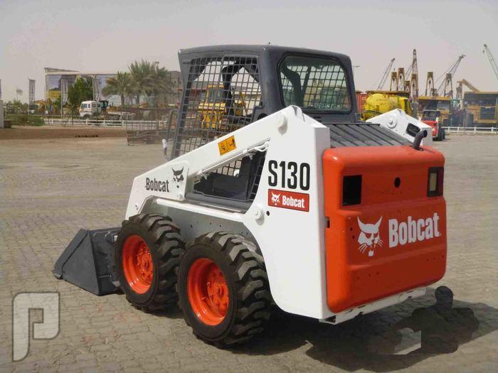 شيول بوبكات للبيع IT# 9-2008 BOBCAT S130 Skid Steer Loader