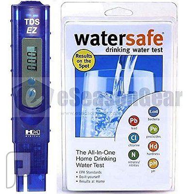 جهاز قياس نسبه الملوحة والمعادن في الماء