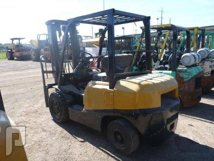 رافعة شوكية للبيع او للإيجار IT# 790-2008 TCM FD30T3 5600 Lb Forklift