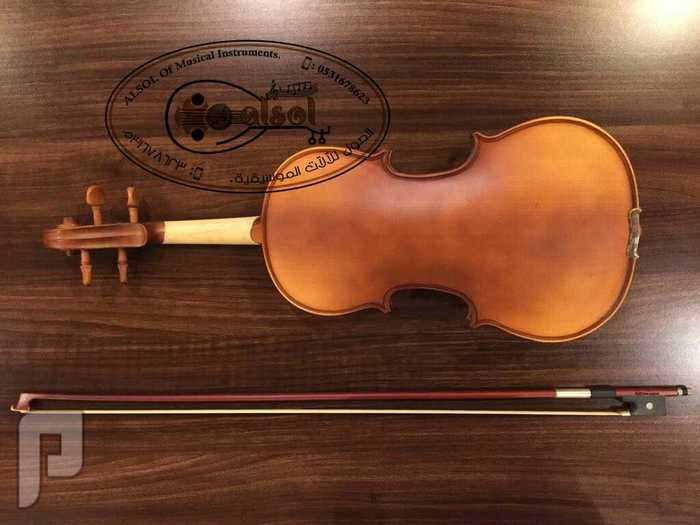 كمنجة ( كمان ) موسيقي - الصول للالات الموسيقية