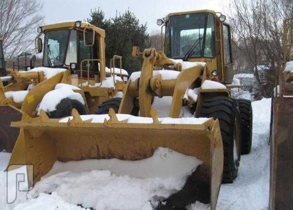 شيول كتربلر للبيع IT# 151-1984 CAT 936E Loader