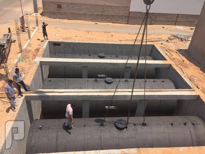 خزان ديزل توريد وتصنيع وتصميم خزانات الديزل