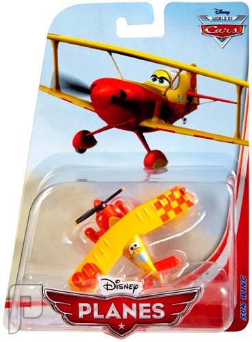 طائرة حديد ألعاب