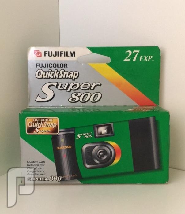 للبيع كاميرا فوجي فلم