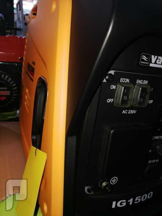 مولد كهرباء بنزين كاتم 1 كيلو هندل نحاس ضد مولد كهرباء بنزين كاتم كيلو نص للاعمال الشاقه سعةالخزان