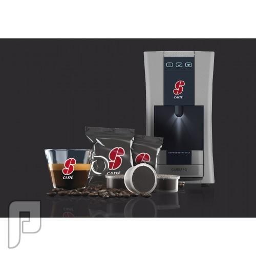 مكينة قهوه كبسولات